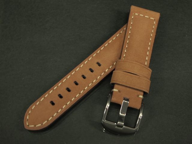 f49ac85f77 PANL40カーフ ヴィンテージスタイル(ヘイゼル) | 腕時計ベルト(バンド ...